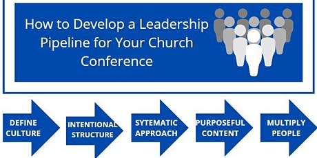 How to Develop a Leadership Pipeline for Your Church tickets