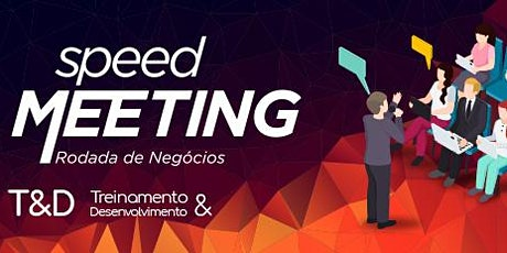 Speed Meeting T&D Virtual - 13/maio ingressos