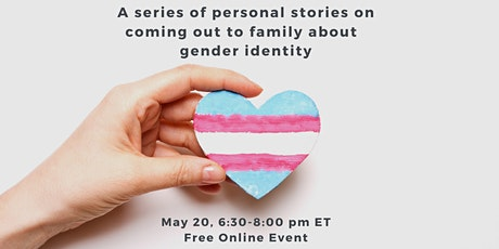 Dialogue: Personal stories of trans people coming out to their family tickets