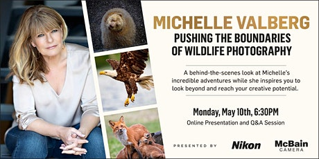 Pushing the Boundaries of Wildlife Photography tickets