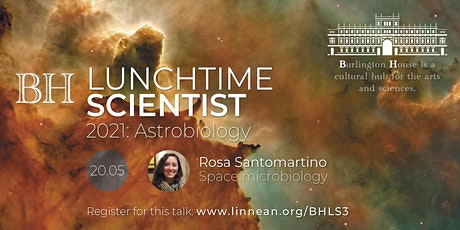 BHLS: Astrobiology 2021 - Dr Rosa Santomartino tickets