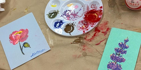 Egg Tempera Painting (registration not required) tickets