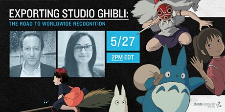 [EP8] Exporting Studio Ghibli: The Road to Worldwide Recognition tickets