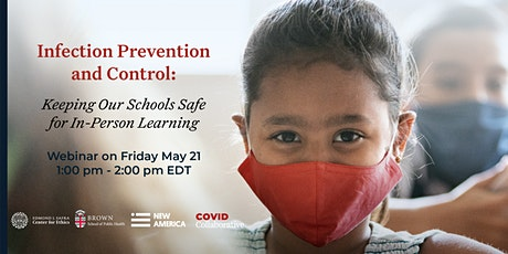 Infection Prevention and Control in Schools tickets