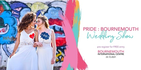 PRIDE : Bournemouth Wedding Show tickets
