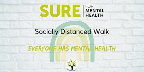 SURE for Mental Health - Socially Distanced Walk (Tredegar House Newport) tickets