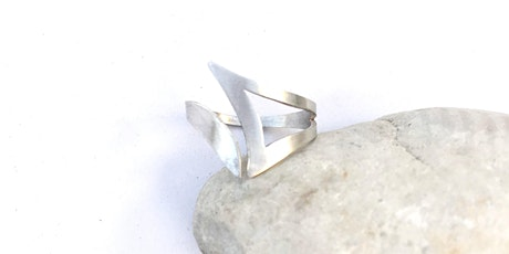 Silversmithing 101:  Wire Ring and Earring Class tickets