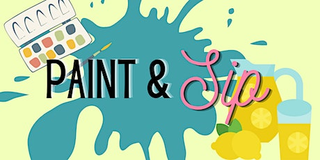 Hands on History:  Family Paint and Sip tickets