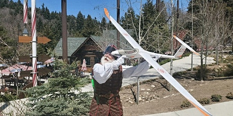SkyPark R/C Gliderport Foamie Flying Circus tickets