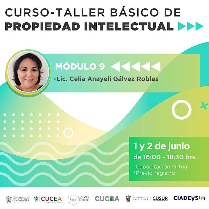 Imagen de CURSO - TALLER BÁSICO DE PROPIEDAD INTELECTUAL