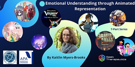 Animated Representation: Developing Self-Regulation and Navigating Emotions tickets