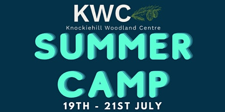 Summer Camp 3 (19th - 21st) tickets