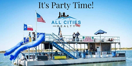 All Aboard: All Cities Agent Appreciation Party tickets