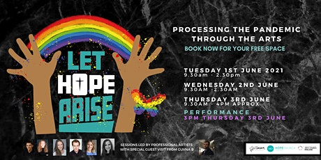 Let Hope Arise tickets