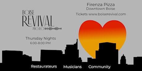 Boise Revival Project |Brook Faulk tickets