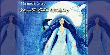 """Taller """"el camino de  Moonlith """" con Miranda Gray entradas"""