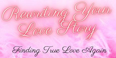 Love Manifestation Workshop Rewriting & Manifesting Your  Love Story. tickets