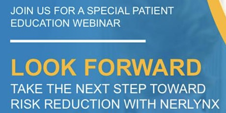 PRG & Puma Biotechnology Patient Education Webinar tickets