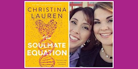 Author Christina Lauren Virtual Event tickets