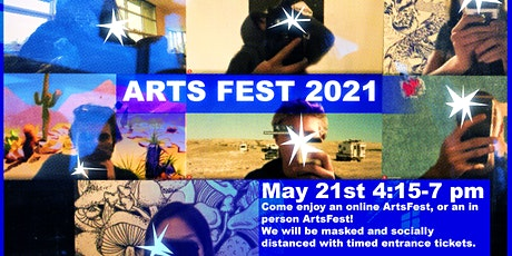 Arts Fest 2021 tickets
