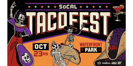 SoCal Taco Fest 2021 tickets