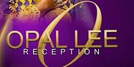 Opal Lee Reception @ National Juneteenth Virtual Music Festival 6/17/2021 tickets