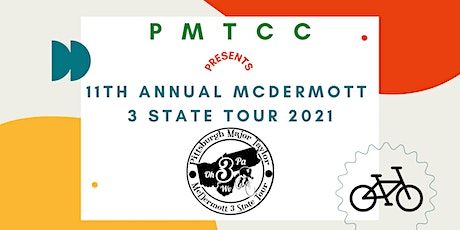 11th Annual PMTCC McDermott 3 State Tour tickets