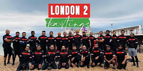 London 2 Hastings 2021 tickets