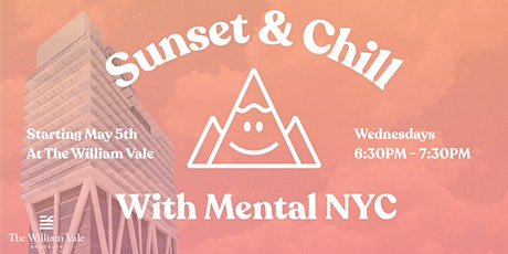 Sunset & Chill with Mental NYC tickets