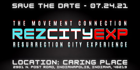 RezCity Experience: Live Recording [The Movement Connection] tickets