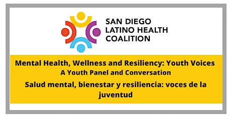 Mental Health, Wellness and Resiliency: Youth Voices tickets