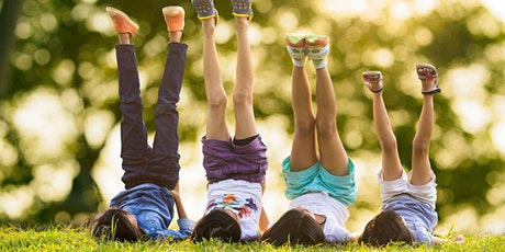 Free Outdoor Kids Yoga (ages 5 to 12) tickets