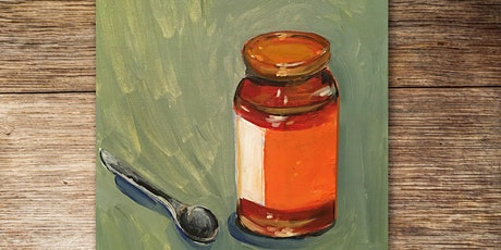 Craft & Chat: Painting with acrylics - still life tickets