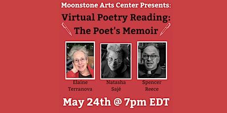 Virtual Poetry Reading: The Poet's Memoir tickets