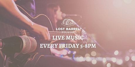 Live Music at  Lost Barrel Brewing tickets