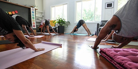 Community Yoga for Beginners - Pay What You Can (Tuesdays & Thursdays) tickets