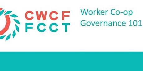 Worker Co-op Governance 101 tickets
