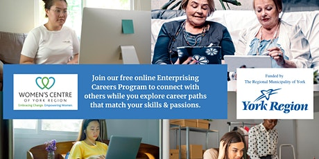Enterprising Careers - A Free Career Planning Program for Women tickets