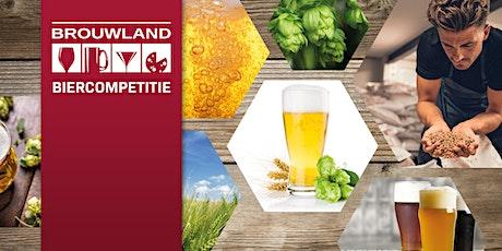 Brouwland Biercompetitie 2021 (voor hobbybrouwers) tickets