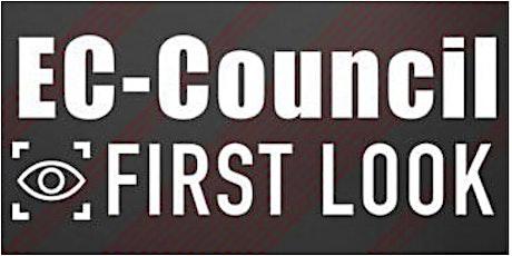 Certified Incident Handler (CIH) First Look tickets