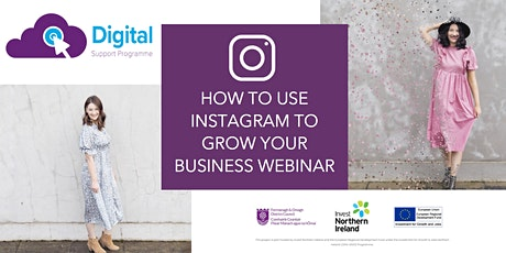 How to Use Instagram To Grow Your Business: A Step-by-Step Guide tickets