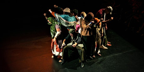 EXPLORING THE THEATRE PHYSICALITY  WORKSHOP 4 sessions tickets