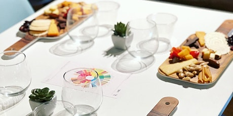 Virtual Building & Pairing Cheese Plates at Home tickets