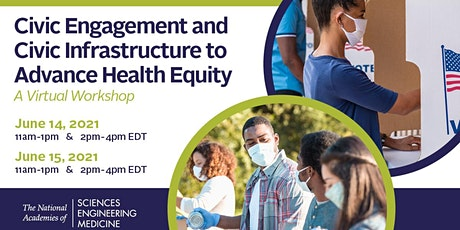 Civic Engagement and Civic Infrastructure to Advance Health Equity tickets