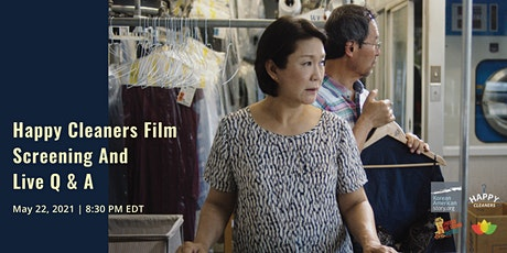 Happy Cleaners Film Screening and Q&A | 42nd AAPIH Festival tickets