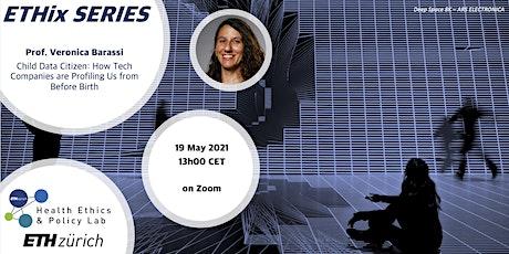 ETHix SERIES Book talk: Prof. Veronica Barassi tickets