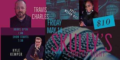 Cap City Comics Present: Skully's Comedy Night tickets