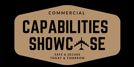Commercial Capabilities Showcase tickets