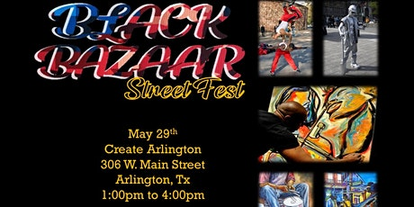 Black Bazaar Street Fest tickets