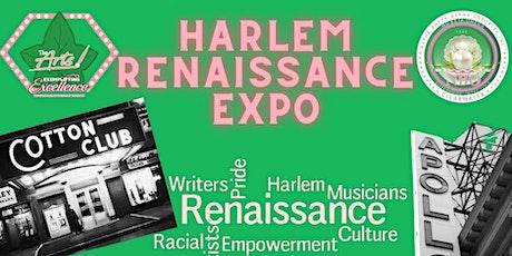 Harlem Renaissance Expo tickets